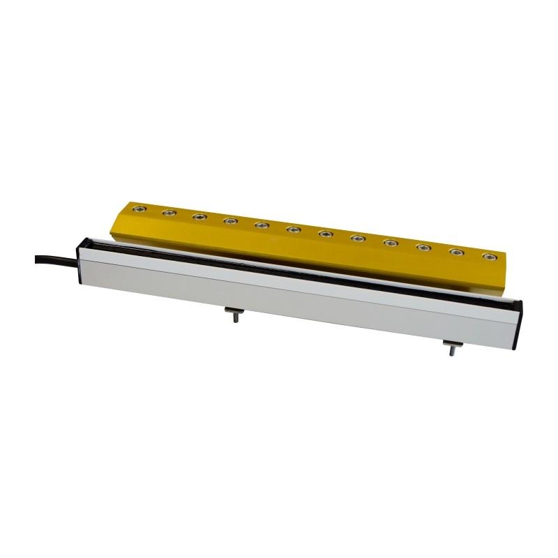 Luftvorhange AIRMASTERS 10048X-1219mm mit Ionisierungsleiste
